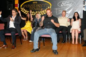 La Crosse Stage Hypnotist Steve Meade